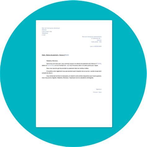 Lettre De Relance Visa modele lettre de 1ere relance document