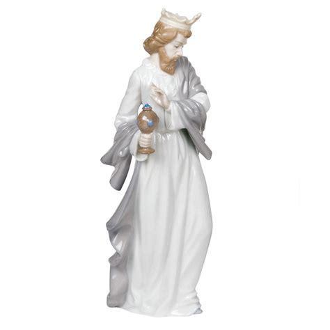 king gaspar king gaspar with cup 2000412 nao figurine seaway china
