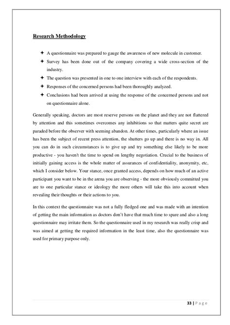 sle conclusion for a project report sle conclusion of project report 28 images sle