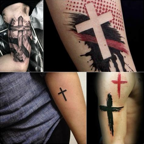 meaningful cross tattoos cross tattoos meaningful cross ideas for everyone