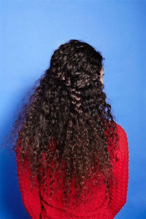 hairstyles for unfinished braids 9 easy hairstyles for curly hair