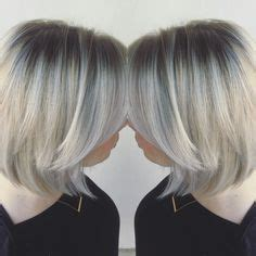 blonde bob root stretch root stretch with high lights through out hair