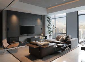 inspirasi ruang tamu minimalis indah  nyaman