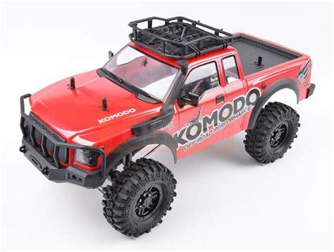 automodelo rock crawler gmade komodo 1 10 gs01 4wd