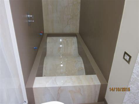 foto vasca da bagno foto vasca da bagno in gres di insolito marmi 370452