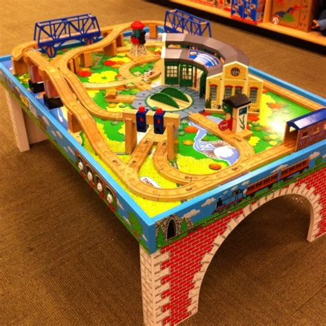 thomas the train bench 16 best wooden railways trains images on pinterest
