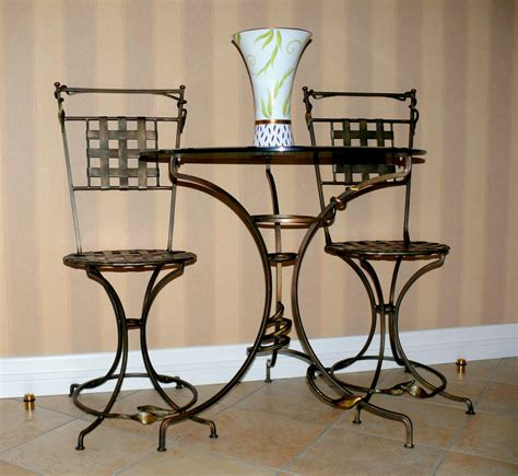 wrought iron in home decor