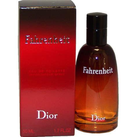 Parfum Original Fahrenheit 100ml Edt fahrenheit by christian le parfumier