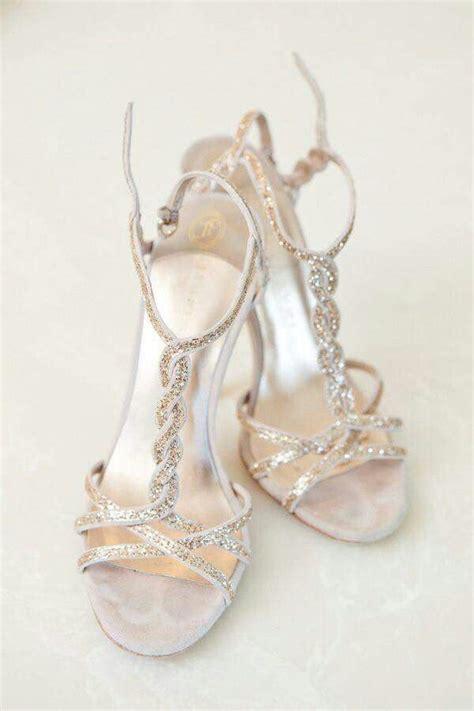 Brautschuhe Flach Glitzer by 17 Best Wedding Shoes Images On Flat Sandals