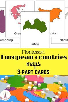 printable montessori maps 1000 images about geography maps on pinterest maps