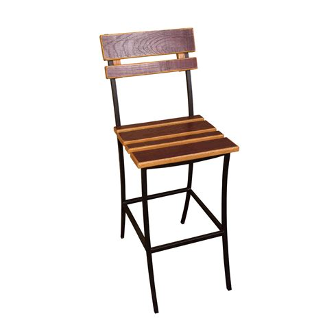 Barrel Bar Stools by Wine Barrel Bar Stools With Iron Base And Wine Barrel Heads