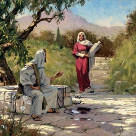 jesus is the living water woman at the well fiction friday interview with the woman at the well