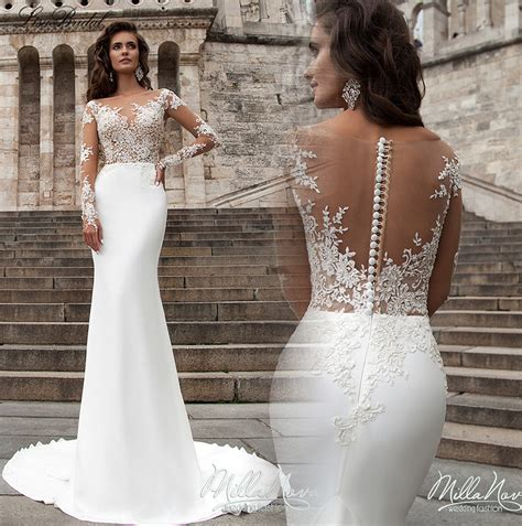 Aliexpress.com : Buy Robe de mariage New Arrival Mermaid