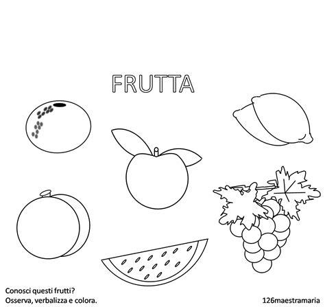 schede didattiche sull educazione alimentare disegni di cibi maestramaria