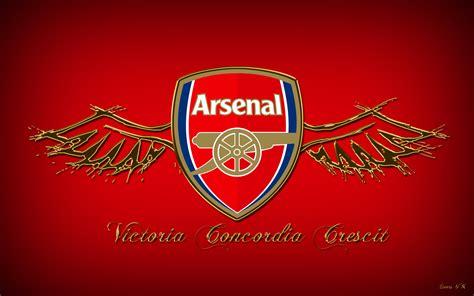 gambar arsenal fc  arsenal fc logo desktop wallpaper
