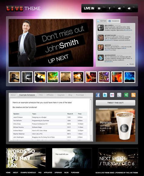 live tv themes 35 excellent wordpress video themes