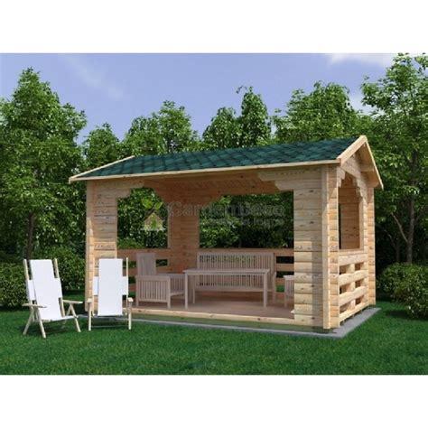 prezzi gazebi in legno vendita gazebo in legno da giardino gazebo 4x3