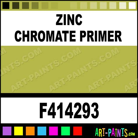 zinc chromate primer model acrylic paints f414293 zinc chromate primer paint zinc chromate