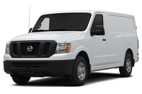 2014 Nissan Nv Cargo Nv1500 Price Photos Reviews