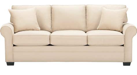 cindy crawford bellingham sofa bellingham vanilla sleeper contemporary microfiber