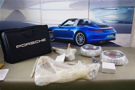 Porsche Golf Trolley by Teile Golf Trolley New Accessories D Golf