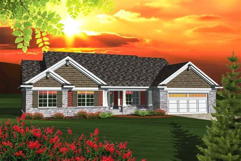 affordable ranch house plans affordable ranch home plan 89848ah architectural