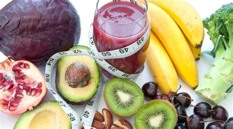 regime alimentare in dieta detox disintossicante menu settimanale