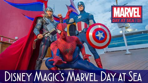 disney news from 2019 cruises to marvel heroes at marvel day at sea the disney cruise line