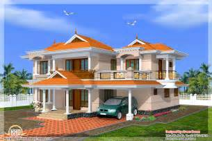 House Models And Plans Kerala Model Home In 2700 Sq Feet Kerala Home Design And