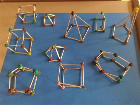 figuras geometricas hechas con palillos ansotanius poliedros