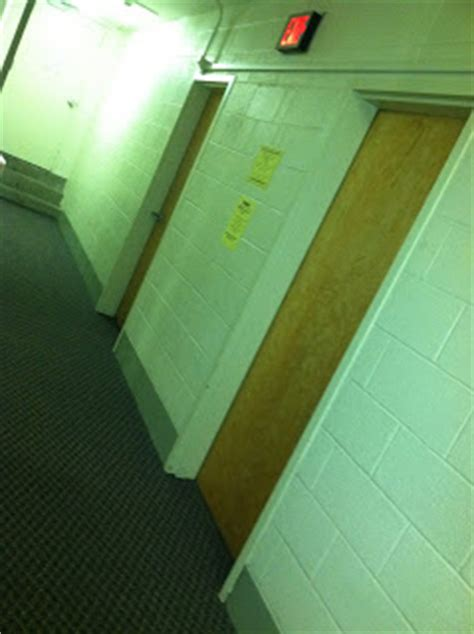 room 428 door living learning athens ohio haunted 0 o