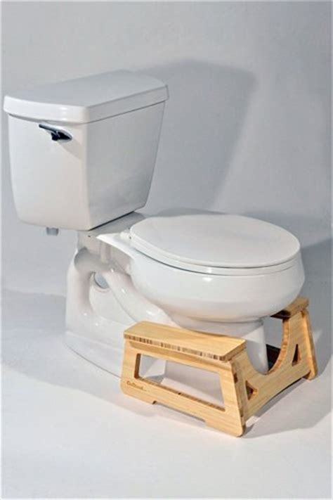 for best toilet health squat or sit