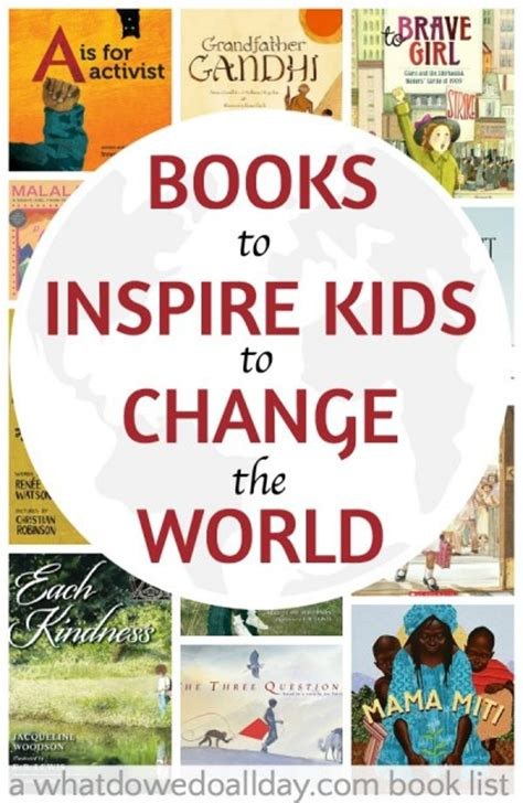 inspire create books books to inspire to change the world