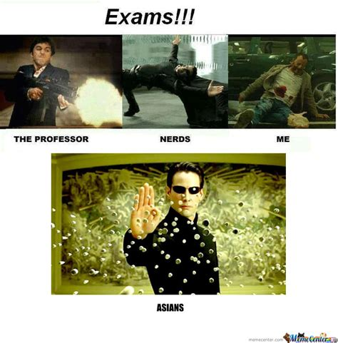 Final Exam Meme - rmx final exams by johnn smith meme center