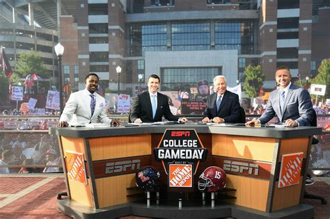 college gameday makes second stop in tucson at univ