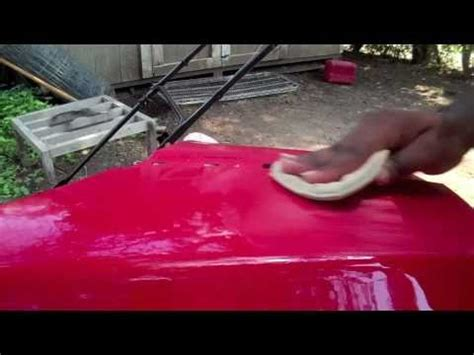 Painting Your Car by How To Paint Your Car With Rustoleum The Right Way