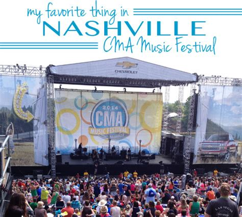 country music festival nashville schedule favorite thing in nashville cma music festival aspen jay