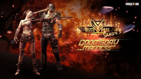 doomsday madness elite pass terbaru   fire
