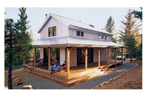 small house plans with wrap around porches cabin style house plan 2 beds 2 baths 1015 sq ft plan 452 3