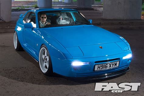 porsche modified style modified porsche 944 fast car