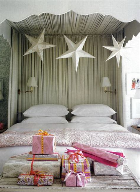 christmas bedroom decorating ideas elegant interior theme christmas bedroom decorating ideas family holiday net guide