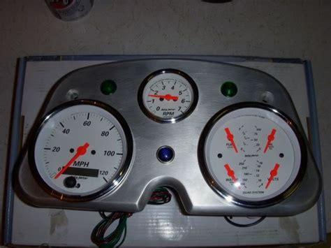 Panel Speedometer Custom Kijang 1 aftermarket dash panel ih8mud forum