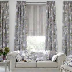 living room drapes and curtains images