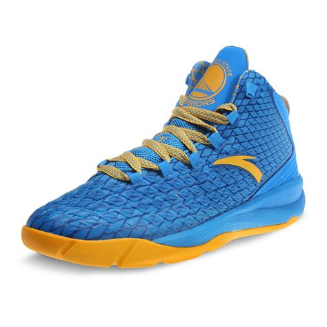 golden state warriors basketball shoes anta klay thompson kt nba basketball shoes golden