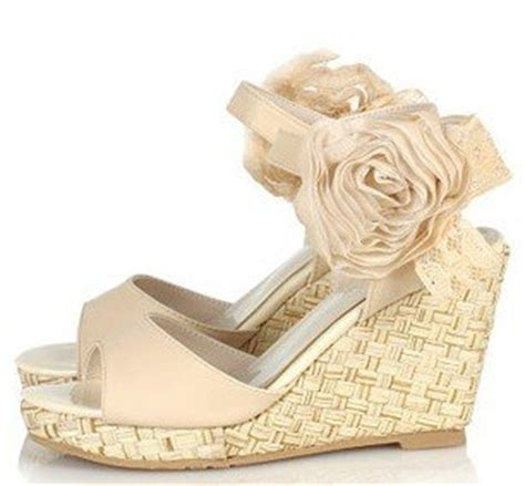 cute comfortable wedges cute and pretty comfortable wedge heel sandals flowers