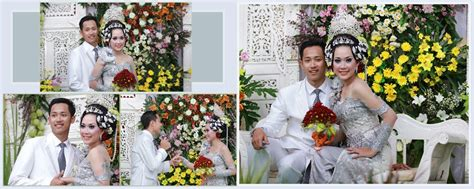 cara membuat kolase wedding dengan photoshop creative album template action photoshop untuk kolase