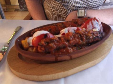 Cuisine Ottomane by Mixed Kebab Picture Of Pasazade Restaurant Ottoman