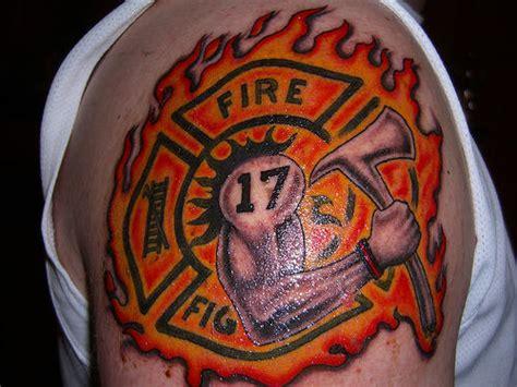 fire department tattoos humming bird tattoos firefighter tattoos