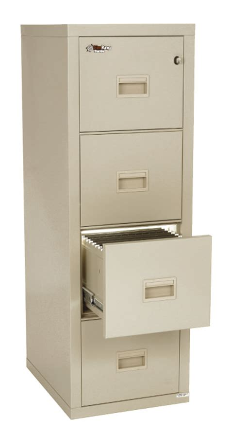 4 Drawer Vertical File Cabinet by Fireking 4r1822 C Four Drawer Turtle Vertical File Cabinet