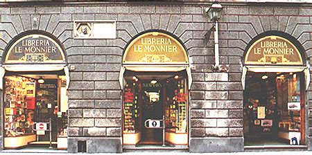 libreria via san gallo firenze bargello ettore timi s